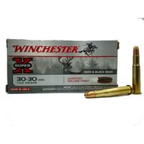 Náboj Winchester Super X 30-30 Win JHP 9,7 g