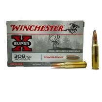 Náboj Winchester Super X 308 Win Power-Point 11,7 g